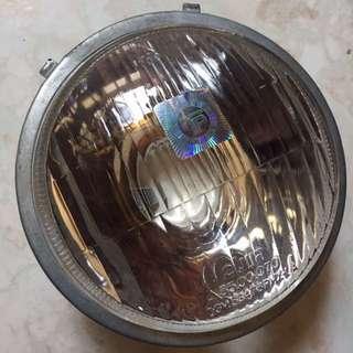 Vespa 150 Super Headlamp Unit