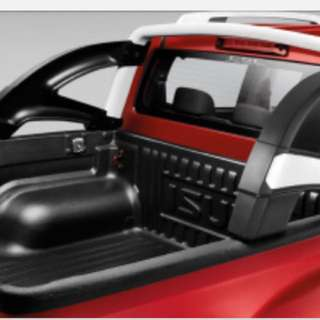 Roll Bar Dmax New