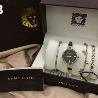 Authentic Ann Klein with Bangles