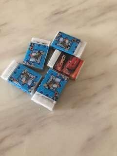 Goody bag - eraser
