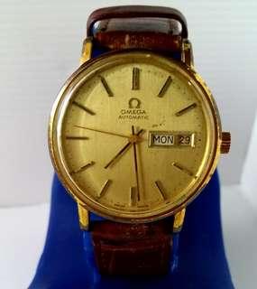 Jam Omega Automatic Vintage  not rado mido