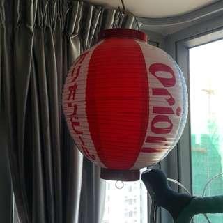 orion 燈籠