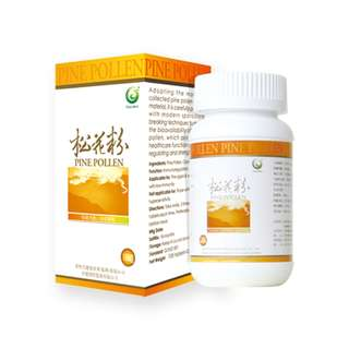Guozhen Pine Pollen (108 tablets / bottle)