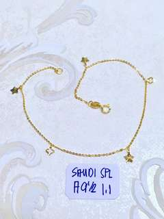 Pawnable Anklet