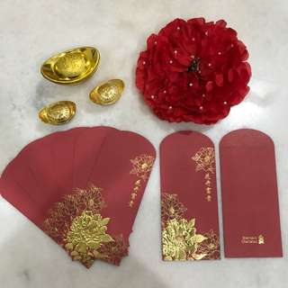 Standard Chartered Bank Ang Pow | Angpao | red packages