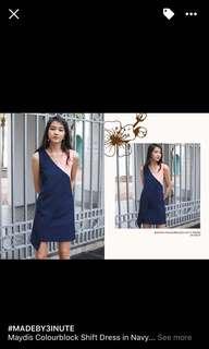 Maydis colourblock dress