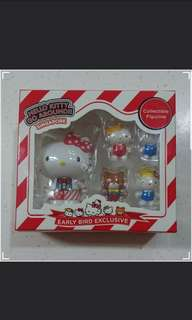 Hello Kitty Go Around! Collectible Figurines