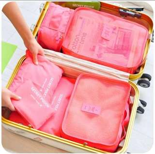Travel Organizer -2 sets
