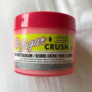 Soap and Glory Sugar Crush Body Lotion