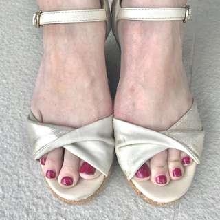 Heels - sandals