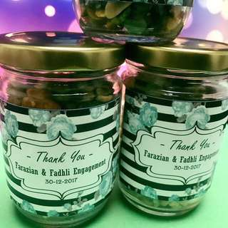 Jar Favors