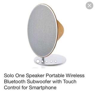 Emie SOLO ONE Wireless Bluetooth 4.0 Speaker