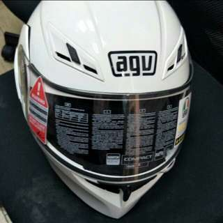 AGV NUMO WHITE BRAND NEW