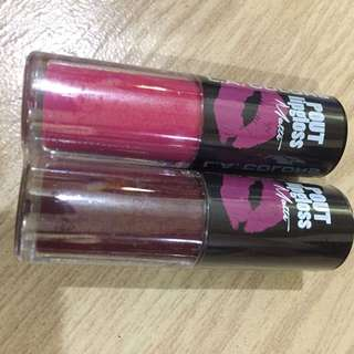 L.A. Colors Pout Lip gloss Matte