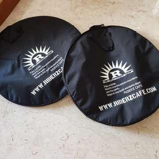 Bicycle Wheel Bags - Pair