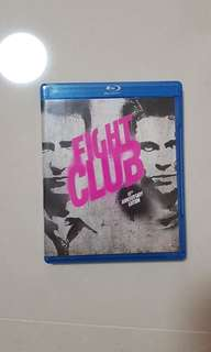 Fight Club Bluray