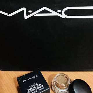 Original MAC Makeup • Dirty Blonde Fluidline Brow Gelcreme