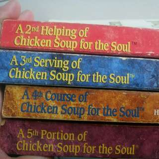 BLESSING - Chicken Soup for the soul