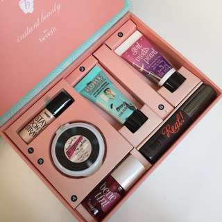 """Benefit """"Primping with the Stars"""" Set 全新"""