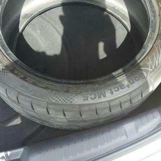 Continental MC5 tyre 215 45 R17
