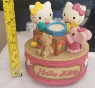 絕版 sanrio hello kitty 音樂座