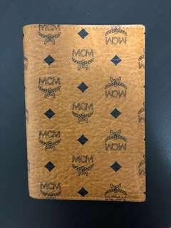 MCM Passport Holder Unisex