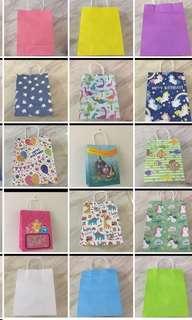 Kids goody bag- paper bag
