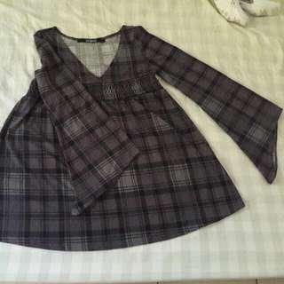blouse ibu mengandung