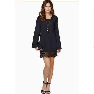 Chiffon dress preorder