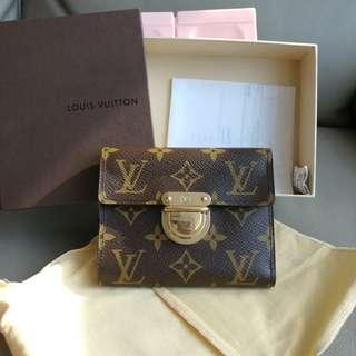 LV經典款銀包