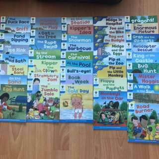 Oxford Reading Tree Stage 3 (whole set)