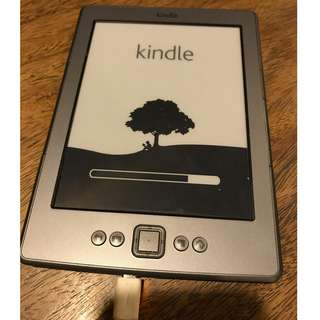 Kindle 4th Generation Model D01100