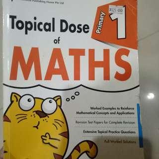 Buku Math - Math Dose 1