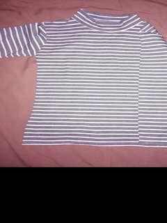 Grey stripes