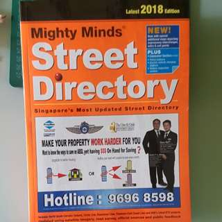 Mighty minds street directory 2018