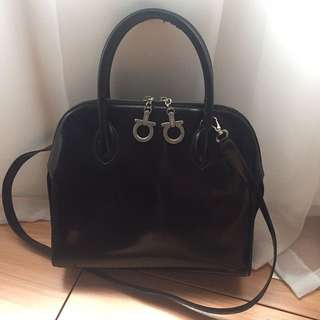 100% Real Salvatore Ferragamo Bag #maysale