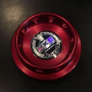 HKS Billet Oil filter cap for Honda and Nissan