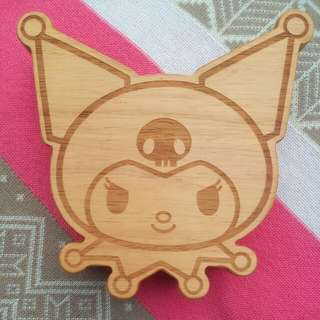 Wooden Hello Kitty Box