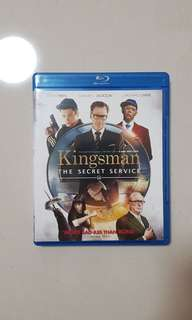 Kingsman the secret service Bluray