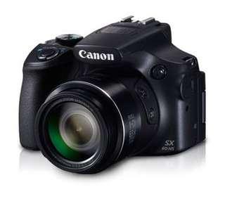 Canon PowerShot SX60 HS Point & Shot Camera