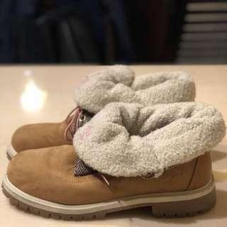 🚚 Timberland靴