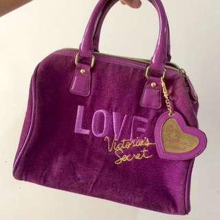 Authentic Victoria's Secret Hand Bag