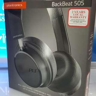 Plantronics Backbeat 505 (Local 2years warranty)