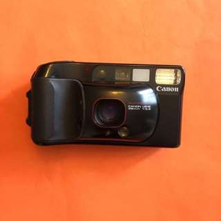Canon Sureshot Supreme f2.8 35mm film camera