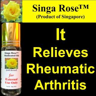 Relieve Rheumatic Arthritis