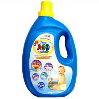 Offer Offer for Stocks Clearance - Pureen A-B-D Liquid Detergent 4800 ml