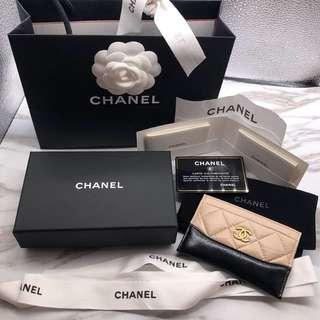Chanel Gabriella Cardholder