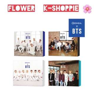 MEDIHEAL x BTS SHEET MASKS