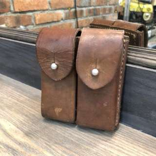 Leather Ammunition Pouch