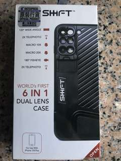 ShiftCam 6in1 Dual Lens Case